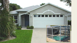Manatee Poolhouse Vacation Rental New Smyrna Beach